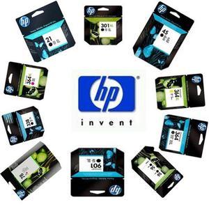 CARTUCCE HP PER STAMPANTI INKJET