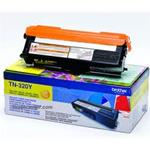 TONER BROTHER TN-320Y (1.500 PAGINE) GIALLO - ORIGINALE