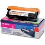 TONER BROTHER TN-320M (1.500 PAGINE) MAGENTA - ORIGINALE