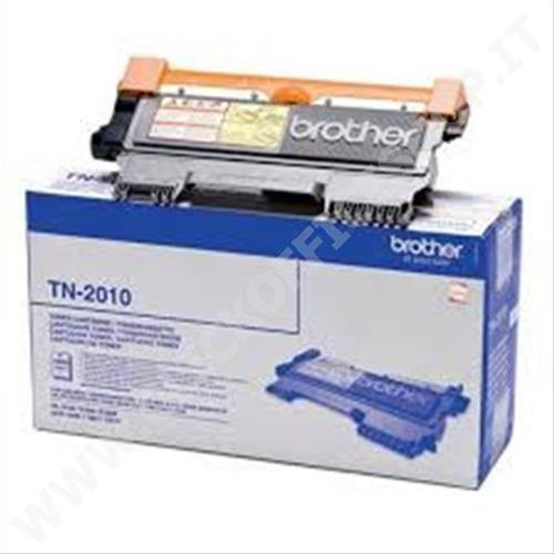 TONER BROTHER TN2010 (1.000 PAGINE ) NERO - ORIGINALE