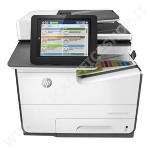 STAMPANTE HP PAGEWIDE ENTERPRISE 586DN MULTIFUNZIONE G1W39A
