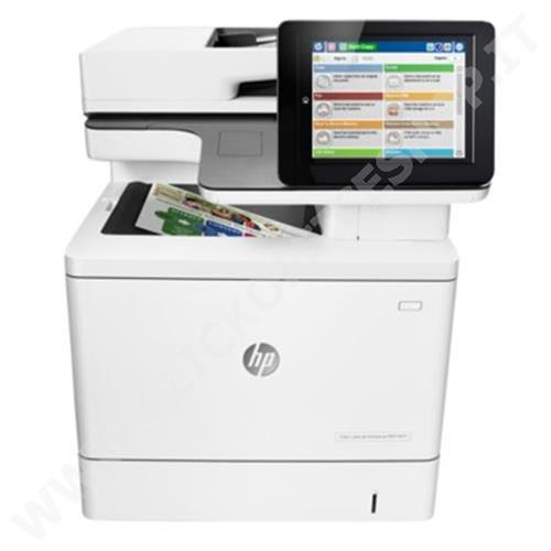 STAMPANTE HP MULTIFUNZIONE LASERJET COLOR ENTERPRISE M577DN B5L46A