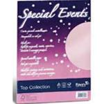 CARTA COLORATA FAVINI METALLIZZ. SPECIAL EVENTS 120GR A4 20FG ROSA
