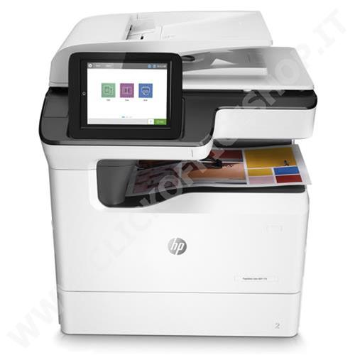 STAMPANTE HP PAGEWIDE COLOR MFP 779DN 4PZ45A