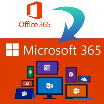 Office365 cambia nome in microsoft 365