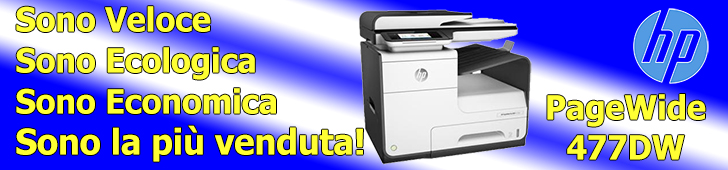 Stampante HP Pagewide 477dw