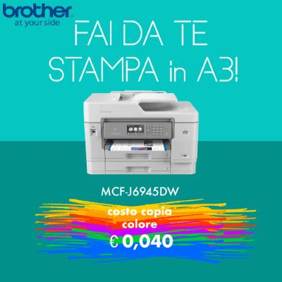 Stampante Brother MFC-J6945DW