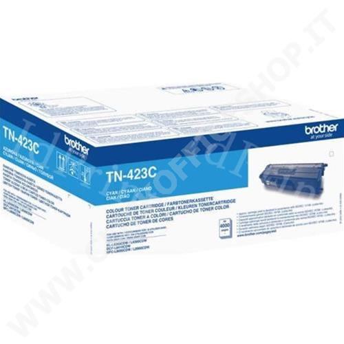 TONER BROTHER TN423C (4.000 PAGINE) CIANO - ORIGINALE